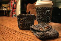 Warm Hands Coffee Sleeve Pattern