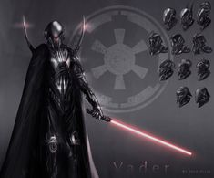 Darth Vader redesign by JoseArias on DeviantArt