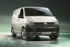 The New Volkswagen T6..