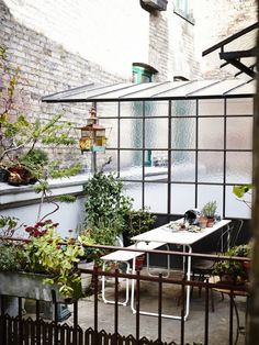 Roof Garden (picture by Ikea)