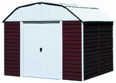 Arrow RH1014 Red Barn 10-Feet by 14-Feet Steel Storage Shed by Arrow Shed, http://www.amazon.com/dp/B000N4WKRO/ref=cm_sw_r_pi_dp_XifArb0RZN4K9
