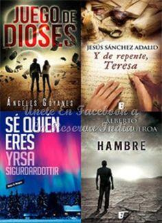 Reserva India, Cover, Books, Free Books, Free Downloads, December, Game, Libros, Book