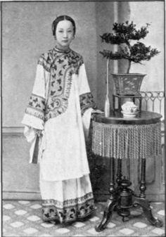 A Chinese Lady