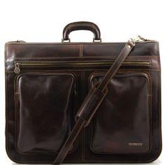 Tuscany Leather Tahiti – Leather Garment Bag  http://www.alltravelbag.com/tuscany-leather-tahiti-leather-garment-bag/