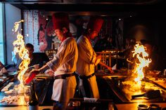 Review: Benihana, Japanese Steakhouse and Sushi, Piccadilly London