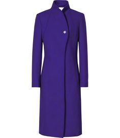 Reiss EMILE - Sharply Tailored Coat - (Blue Passion)