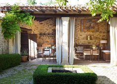 Country Cottage in Spain. This country cottage is a dream! #Country #Cottage #InteriorDesign