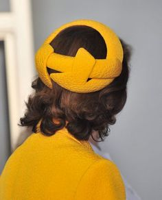 Queen Silvia, March 23, 2010 #millinery #judithm #hats