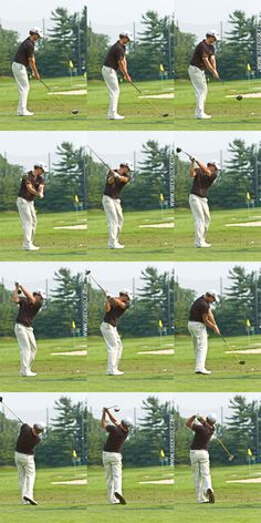 Those lines. That spine angle. Those hips. That follow through.
