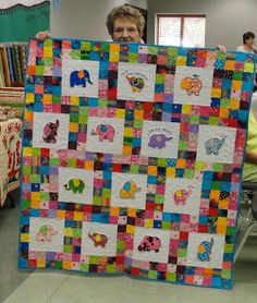 Pine Belt Quilters: Parade of Children's Quilts