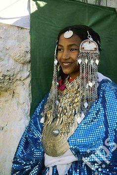 iseo58:  Tuareg festival in Ghat, Libya