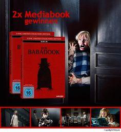 Verlosung: 2x Mediabooks zu Der Babadook