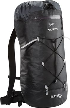 Field-tested and reviewed. The Alpine Start tells you what you need to know about the Alpha FL backpack.   http://www.thealpinestart.com/2014/03/field-tested-arcteryx-alpha-fl-pack-review/