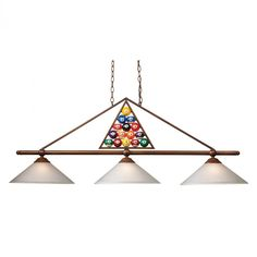 Make An Eye Catching Statement For Any Gameroom, Bar Or Kitchen Island  Lightingspecialists.com