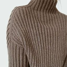Turtle Neck, Photo And Video, Videos, Sweaters, Instagram, Fashion, Tricot, Moda, Fashion Styles