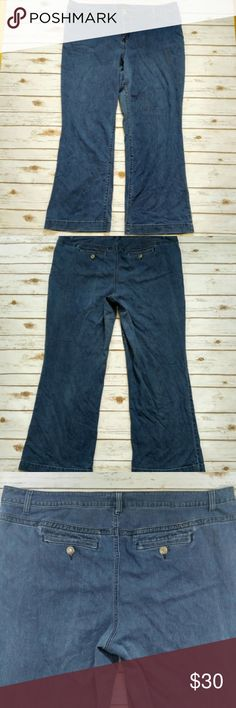 "Lane Bryant 26 Tall Boot Cut Jeans Lane Bryant 26 Tall Boot Cut Jeans  Great used condition jeans! 35"" Inseam. Please let me know if you have any questions. I ship the same day as long as the post office is still open. Have a great day, thanks for checking out my closet and happy poshing! Lane Bryant Jeans Boot Cut"