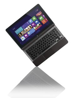 Hybrid Ultrabook + Tablet : #Toshiba Satellite U920T