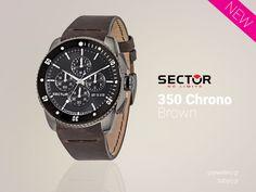 Sector - Men's watch 350 Chrono Casio Watch, Watches For Men, Accessories, Jewelry, Jewlery, Gents Watches, Bijoux, Jewerly, Jewelery