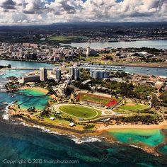 Parque del Tercer Milenio San Juan, Puerto Rico. #SanJuan  #PuertoRico