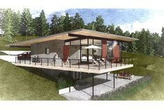 Plan #498-6 - Houseplans.com