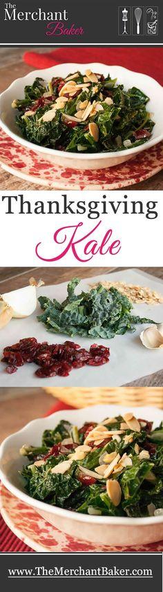 Thanksgiving Kale