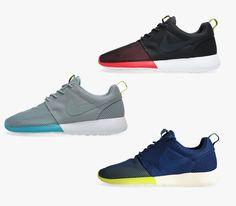 Nike Roshe Run-Split Toe Pack (Summer 2014)