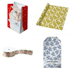 #sale #deals pre #blackfriday 20% off #giftbag #ribbons 40% off #wrappingpapers #gifttags - Use #coupon code: BLACKFRILOVE - ends 11/24 Midnight PT.  Check more designs at www.zazzle.com/celebrationideas & www.zazzle.com/graphicdesign - Check all #sales #coupons at bit.ly/AllSalesCoupons