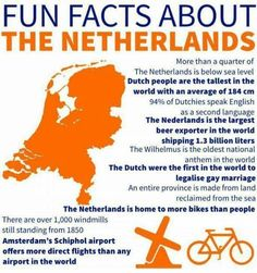 24 Best Ideas Funny Quotes About Life Humor Interesting Facts Netherlands Facts, Learn Dutch, Dutch People, Dutch Language, World Thinking Day, Funny Memes About Life, Life Humor, Funny Babies, Funny People