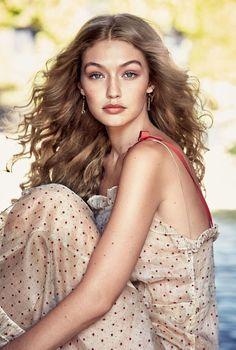 Gigi Hadid for Allure Magazine