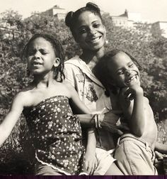 "Sanaa Lathan on Instagram: ""Already an actress 😅 Little toothless me, mommy, and my cousin Shakai. #FBF 👶🏾"" Sanaa Lathan, Toothless, My Cousin, Cousins, Actresses, Couple Photos, Instagram, Female Actresses, Couple Shots"