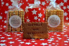Des Shanty Biscuits en cadeau pour Noël.