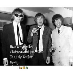 John, Scott and Gary Viking Hood, Walker Brothers, John Walker, John Scott, Great Scott, Love Never Dies, Cheers, First Love, Singer