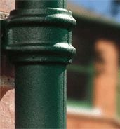 Cascade Style Guide Plastic Guttering That Looks Like Cast Iron Plastic Guttering Plastic Cast Salisbury House
