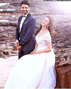 a couple blessed from heaven ✨ #YehHaiMohabbatein @divyankatripathi @vivekdahiya08