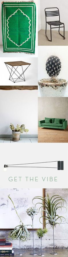 get the vibe: an artist's home. (via Bloglovin.com )