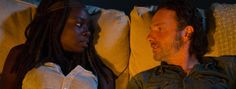 Share this post! I've been shipping Richonne [Rick & Michonne of The Walking Dead] since the moment they saw each other through that chain link fence, and she was covered in walker guts. When they held hands on that couch, I assure you, my heart sang. It sang. And when they finally kissed, soul soared. …