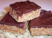 Special Kay Bar Cookies you can make with just your microwave.