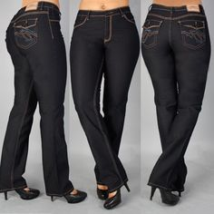 Great jeans for women with curves!