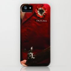Les Misérables: Enjolras iPhone Case by Circs '86 - $35.00❤️