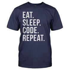 Eat. Sleep. Code. Repeat.