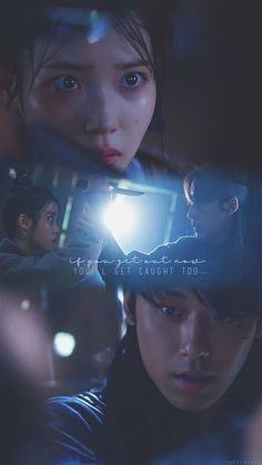 #IU #Hotel_Del_Luna #tvN #JangManWol #LeeJiEun Korean Drama Movies, Korean Actors, Korean Actresses, Korean Dramas, Series Movies, New Movies, Kdrama, Cute Pastel Wallpaper, Drama Memes