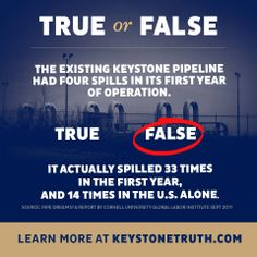 Monthly spills do not equal a safe pipeline and only taxpayers pay to clean it up !!!