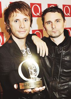 Dom and Matt ~ MUSE