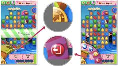 Reshuffle your candies without losing lives