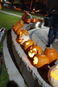 Pumpkin Parade 2013 Photo Credit: Oakville News Community Events, Spirit Halloween, Pumpkin Carving, Photo Credit, Ontario, News, Outdoor Decor, Pumpkin Carvings