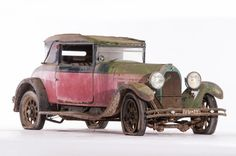 Talbot M67 '11 Six' cabriolet - ca 1928 (EUR€4000 - 8000)