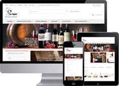 Loja Virtual Magento da empresa WineBrasil especializada em vinhos, contando com um portfólio dos mais variados vinhos do mundo e prezando pela procedência e qualidade na seleção dos seus produtos.  #Magento #DesenvolvedorMagento #ProgramadorMagento #Ecommerce #Vinho #Wine