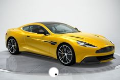 Aston Martin Vanquish  Color me in love. WOW!