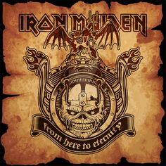 Iron Maiden - From Here to Eternity by croatian-crusader on DeviantArt Classic Rock And Roll, Rock N Roll, Iron Maiden Powerslave, Iron Maiden Posters, Iron Maiden Band, Where Eagles Dare, Rock Band Posters, From Here To Eternity, Best Rock Bands