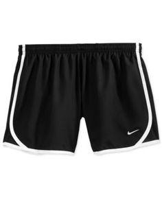 Nike Tempo Mesh-Panel Shorts, Big Girls (7-16) - Black XL